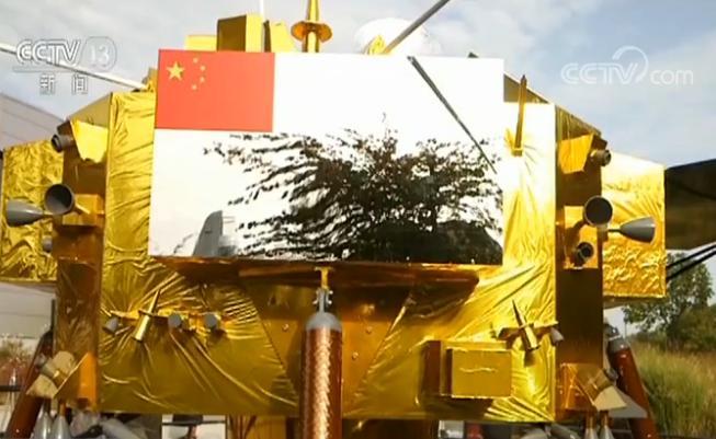 """中国航天模型进驻法国图卢兹太空城 欧洲观众走近""""嫦娥""""""""玉兔"""""""