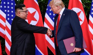US should treasure Korean Peninsula progress