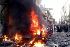 叙利亚首都再次发生汽车爆炸袭击