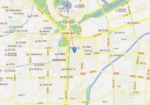 永威翡翠城交通状况图