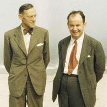 冯诺依曼和摩根斯特恩