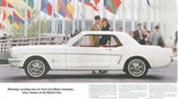 第一代福特MUSTANG车型