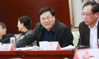 """重庆代表团举行会议审议""""两高?#21271;?#21578;"""