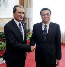 两国领导人会晤