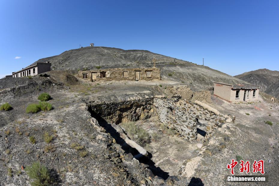 探访新疆精河地震台旧时野外监测工作生活场所