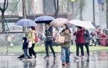 宁波新的一周雨水
