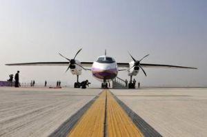 新舟60飞机