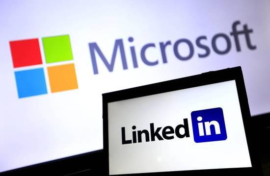 收购LinkedIn
