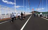 【蓝媒视频】今天 舟山秀山大桥完成交工验收!9月25日正式开通