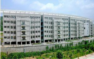 济南大学多媒体教学楼