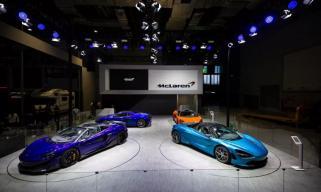 入华五年销量破千,迈凯伦两款新车中国首发