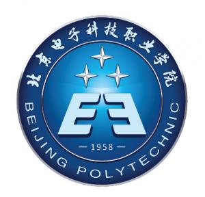 北京电子科技职业学院校徽