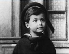 小时候的冯诺依曼