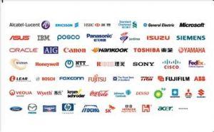 世界著名的跨国公司