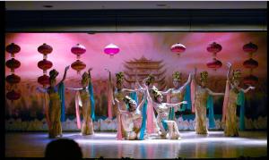 敦煌古典舞