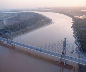 1982年济南黄河大桥竣工通车