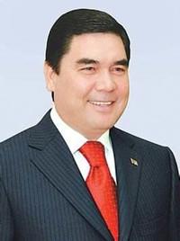 库尔班古力·别尔德穆哈梅多夫:总统