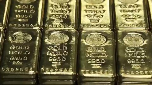 避险信号?俄央行7月继续增持9吨黄金