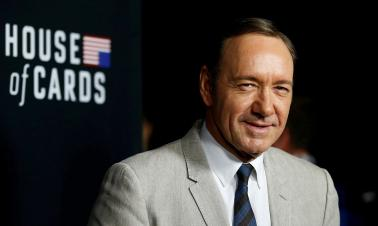 Kevin Spacey's latest film glooms in debut
