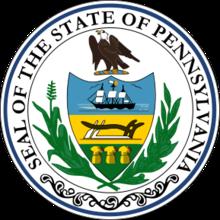 宾夕法尼亚州州徽