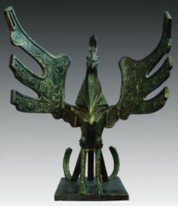 青鸾青铜器