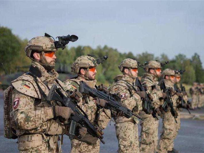 德军部分撤离伊拉克