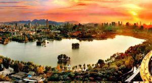 大明湖公园