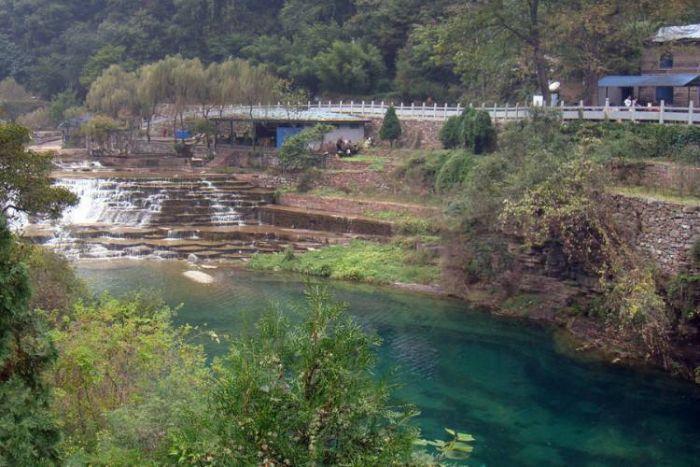 红石河景区