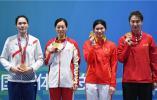 双剑合璧!江苏健儿摘得全运会男女重剑团体赛金牌