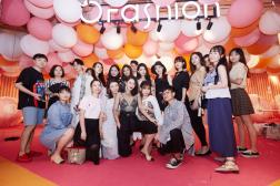 OFashion迷橙攜100名時尚大咖玩轉潮拍展