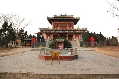 汉光武帝陵