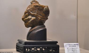 Ornamental stone exhibition held in Nanning