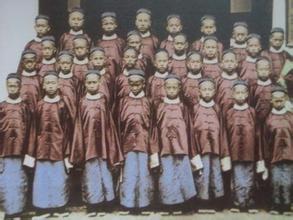 中国第一批海外留学生