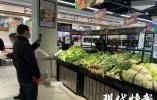 进超市跑菜场,镇江扬中志愿服务队帮农户卖出一万多斤滞销蔬菜