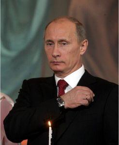 弗拉基米尔·弗拉基米罗维奇·普京