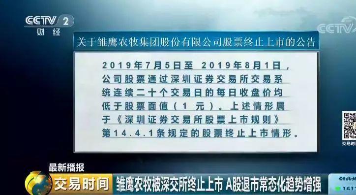 """18万股东被坑惨 曾经的""""中国养猪第一股""""为何倒下了?"""
