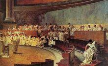 罗马元老院