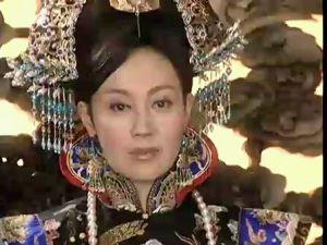 邬倩倩饰演孝庄皇后