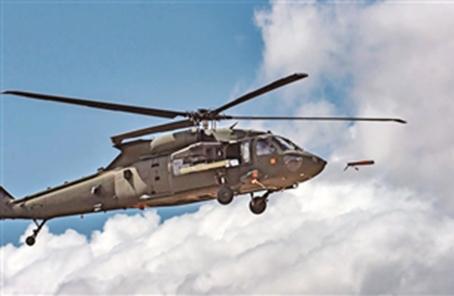 直升机变身无人机母机
