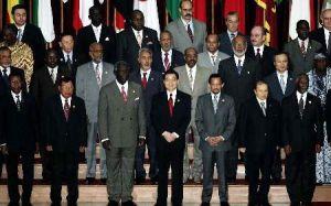 胡锦涛出席亚非国家领导人纪念万隆会议50