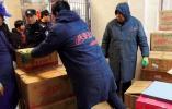常州集中销毁非法烟花爆竹4000余箱 价值超20万