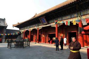 北京市雍和宫