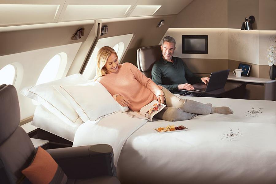 新加坡航空公司再次被评为全球最佳航空公司