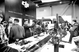 国际消费电子展上的中国智造